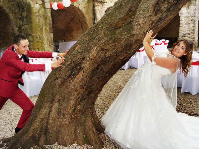 Le mariage de Sebastien et Roxanne à Brue-Auriac, Var 15