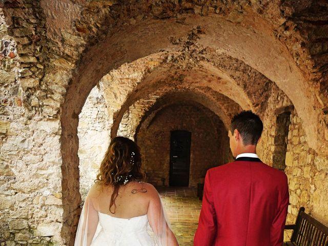 Le mariage de Sebastien et Roxanne à Brue-Auriac, Var 16