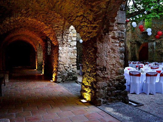 Le mariage de Sebastien et Roxanne à Brue-Auriac, Var 17