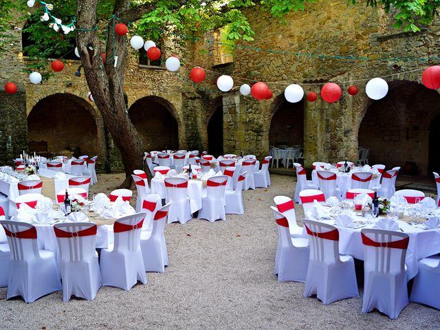 Le mariage de Sebastien et Roxanne à Brue-Auriac, Var 18