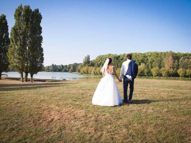 Le mariage de Séverine et Mathieu
