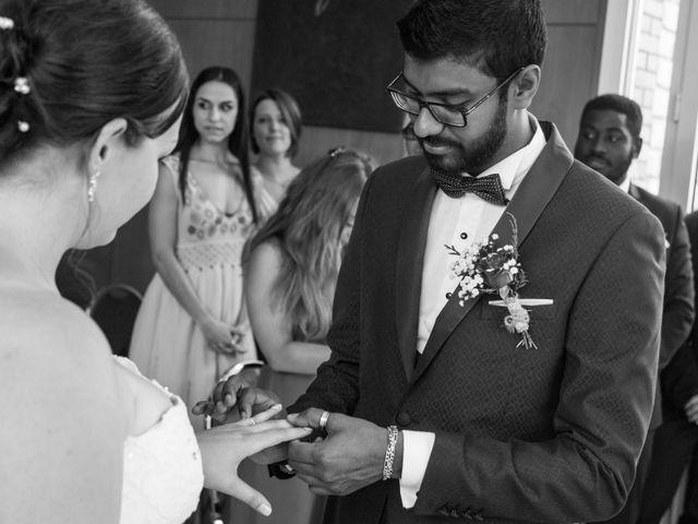 Le mariage de Zata et Zaahir à Buchelay, Yvelines 5