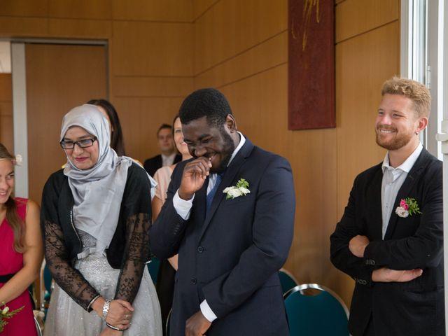 Le mariage de Zata et Zaahir à Buchelay, Yvelines 7