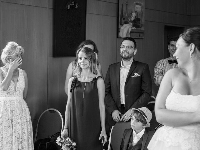 Le mariage de Zata et Zaahir à Buchelay, Yvelines 8