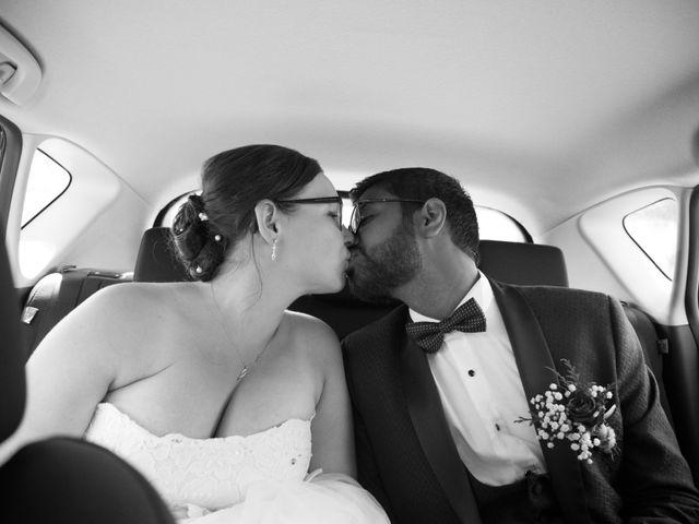 Le mariage de Zata et Zaahir à Buchelay, Yvelines 14