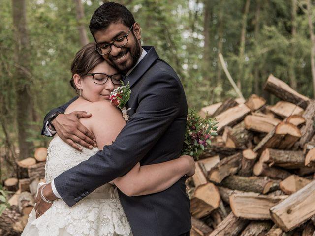 Le mariage de Zata et Zaahir à Buchelay, Yvelines 16