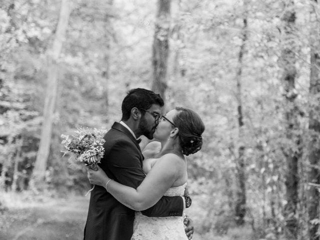 Le mariage de Zata et Zaahir à Buchelay, Yvelines 17