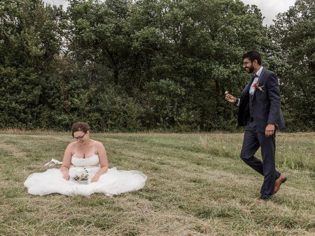 Le mariage de Zata et Zaahir à Buchelay, Yvelines 20