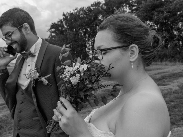 Le mariage de Zata et Zaahir à Buchelay, Yvelines 23