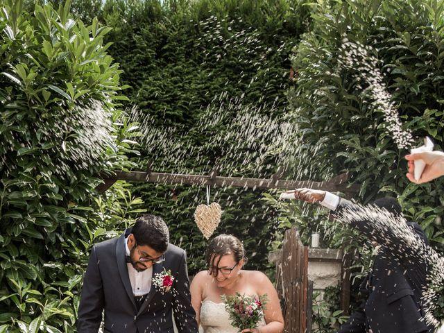 Le mariage de Zata et Zaahir à Buchelay, Yvelines 25
