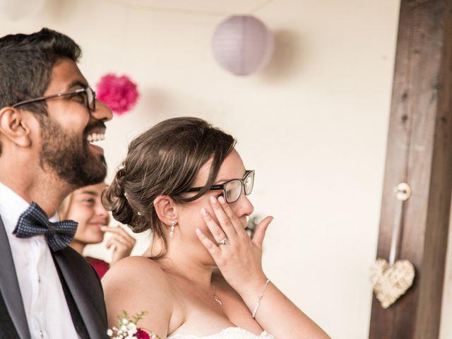 Le mariage de Zata et Zaahir à Buchelay, Yvelines 36