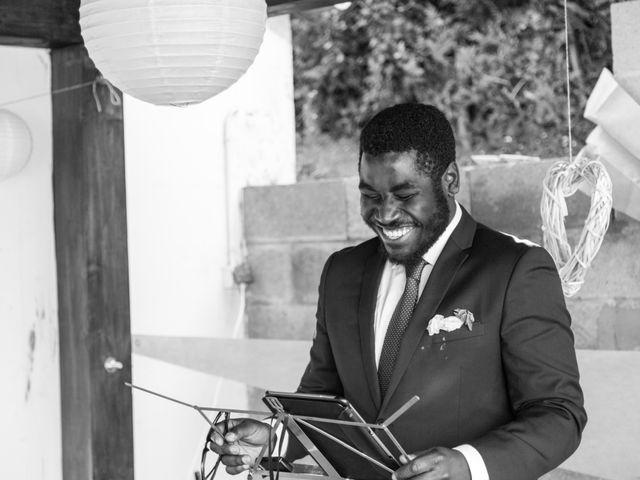 Le mariage de Zata et Zaahir à Buchelay, Yvelines 39