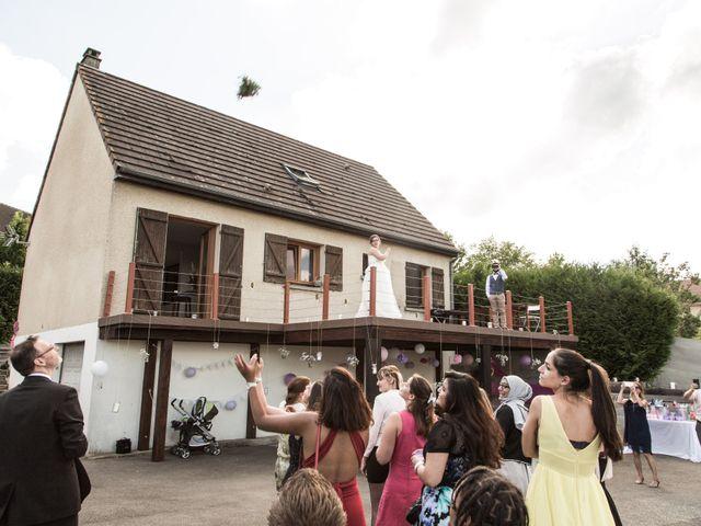 Le mariage de Zata et Zaahir à Buchelay, Yvelines 44
