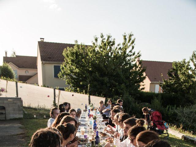 Le mariage de Zata et Zaahir à Buchelay, Yvelines 51
