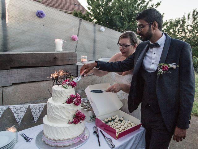 Le mariage de Zata et Zaahir à Buchelay, Yvelines 60