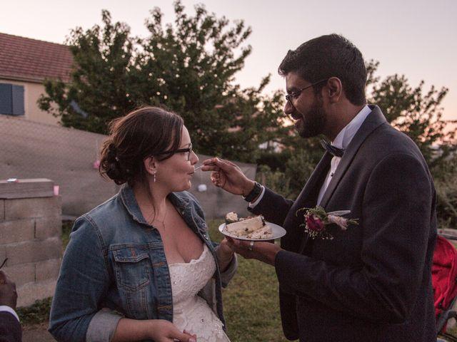 Le mariage de Zata et Zaahir à Buchelay, Yvelines 62