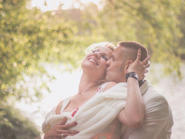 Le mariage de Béatrice et Stephan