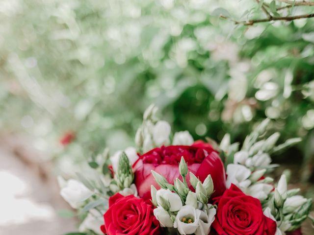 Le mariage de Flavien et Amandine à Pontgouin, Eure-et-Loir 6