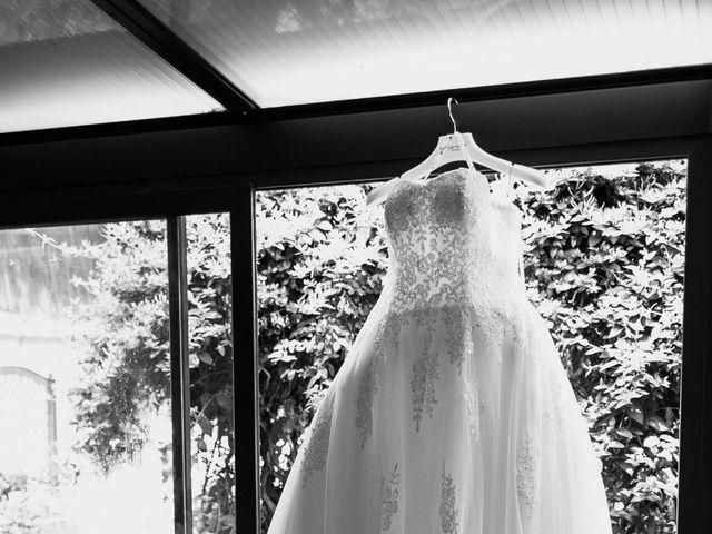 Le mariage de Flavien et Amandine à Pontgouin, Eure-et-Loir 7