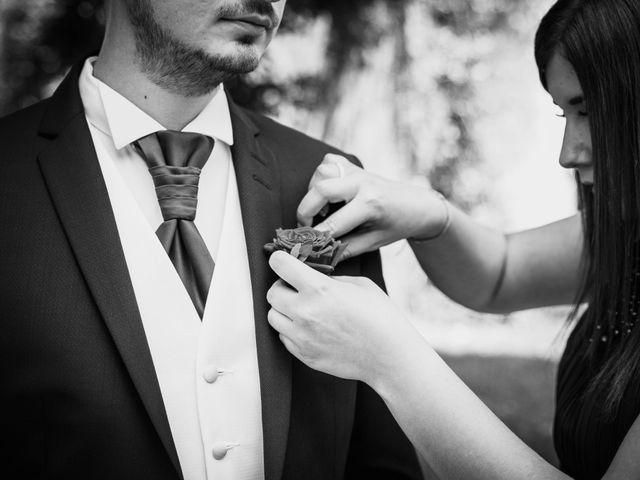 Le mariage de Flavien et Amandine à Pontgouin, Eure-et-Loir 13