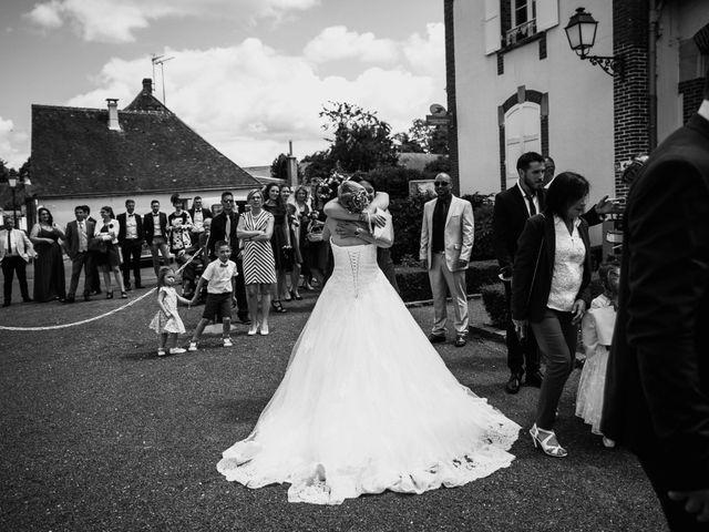 Le mariage de Flavien et Amandine à Pontgouin, Eure-et-Loir 15