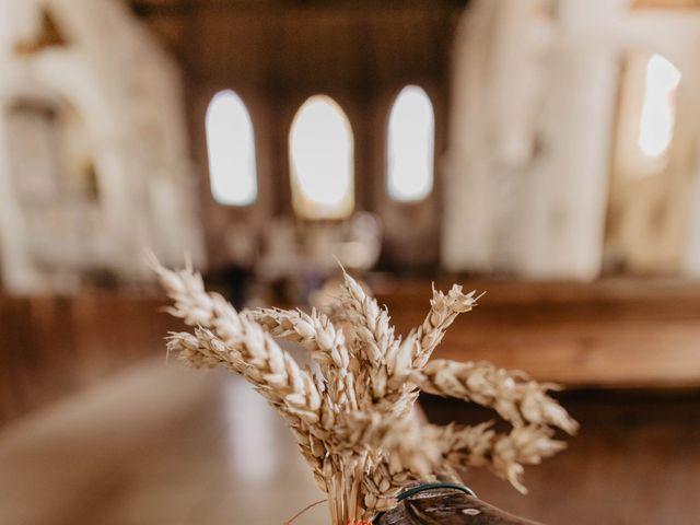 Le mariage de Flavien et Amandine à Pontgouin, Eure-et-Loir 17