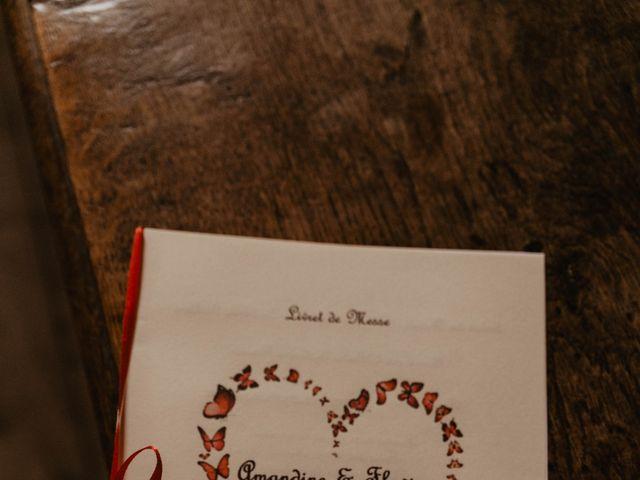 Le mariage de Flavien et Amandine à Pontgouin, Eure-et-Loir 18