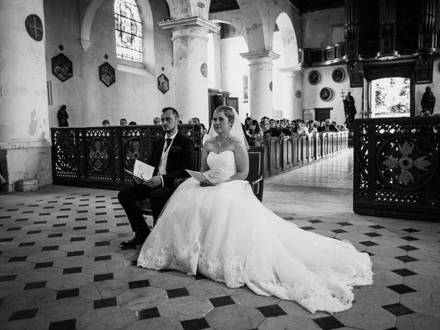 Le mariage de Flavien et Amandine à Pontgouin, Eure-et-Loir 19
