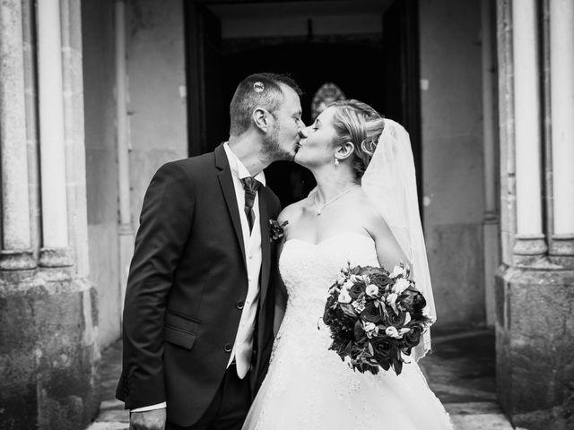 Le mariage de Flavien et Amandine à Pontgouin, Eure-et-Loir 21