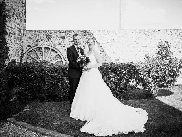 Le mariage de Flavien et Amandine à Pontgouin, Eure-et-Loir 29