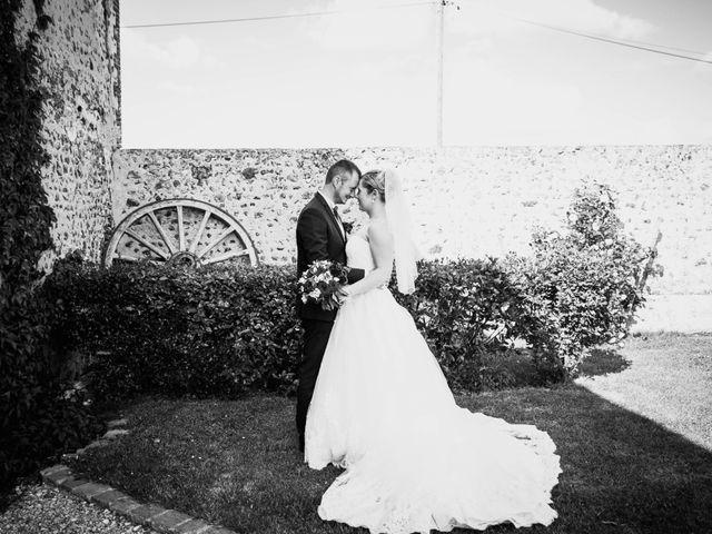 Le mariage de Flavien et Amandine à Pontgouin, Eure-et-Loir 30