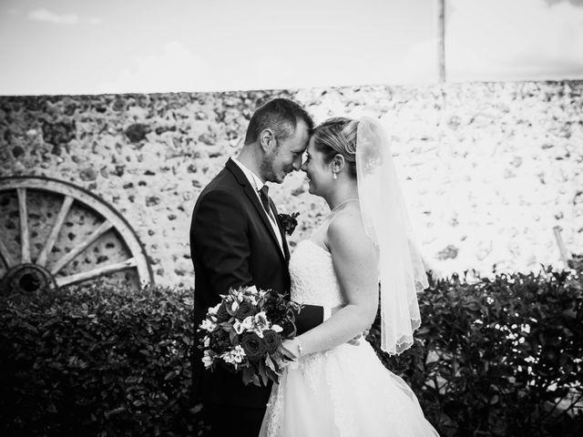 Le mariage de Flavien et Amandine à Pontgouin, Eure-et-Loir 31