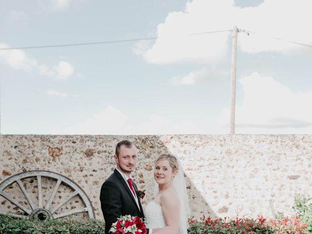 Le mariage de Flavien et Amandine à Pontgouin, Eure-et-Loir 32