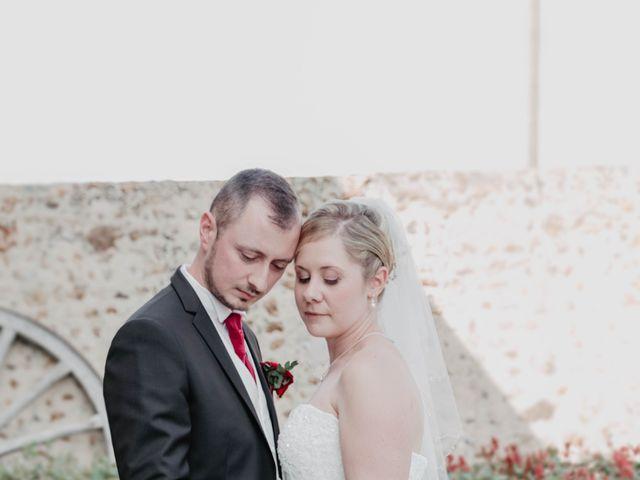 Le mariage de Flavien et Amandine à Pontgouin, Eure-et-Loir 33