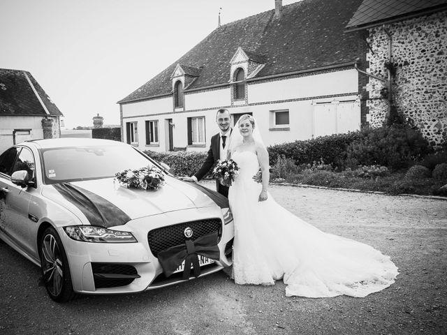 Le mariage de Flavien et Amandine à Pontgouin, Eure-et-Loir 35