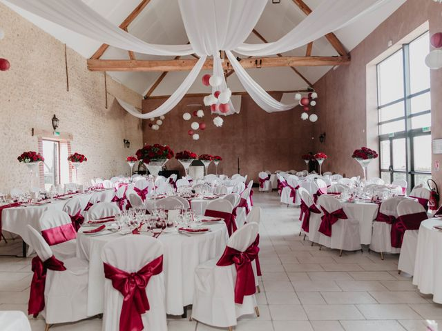 Le mariage de Flavien et Amandine à Pontgouin, Eure-et-Loir 48