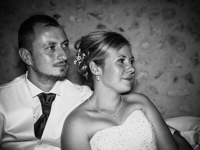 Le mariage de Flavien et Amandine à Pontgouin, Eure-et-Loir 77