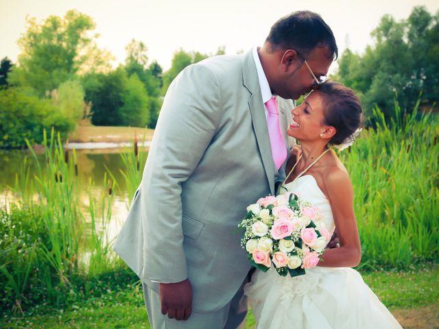 Le mariage de Tatiana et Richard