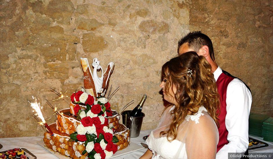 Le mariage de Sebastien et Roxanne à Brue-Auriac, Var