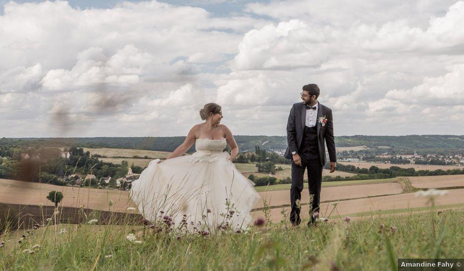 Le mariage de Zata et Zaahir à Buchelay, Yvelines