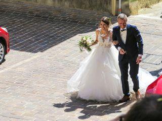 Le mariage de Clélia et Jean-Philippe 1