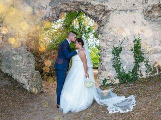 Le mariage de Ana et Benjamin