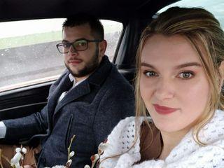 Le mariage de Chloë  et Benjamin