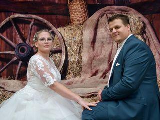 Le mariage de Michel et Coralie