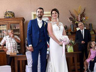 Le mariage de Allison et Aurélien 1
