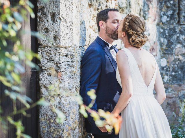 Le mariage de Gaëlle et Jocelyn