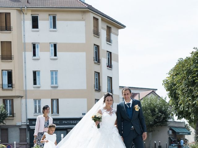 Le mariage de Aurélien et Aurélia à Paray-Vieille-Poste, Essonne 12
