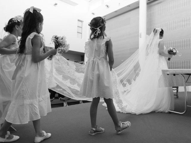 Le mariage de Aurélien et Aurélia à Paray-Vieille-Poste, Essonne 15