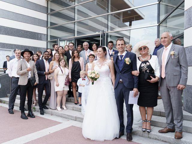 Le mariage de Aurélien et Aurélia à Paray-Vieille-Poste, Essonne 19