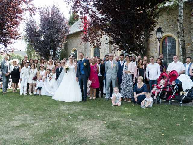 Le mariage de Aurélien et Aurélia à Paray-Vieille-Poste, Essonne 20